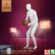 Special realistic male basketball model dummy