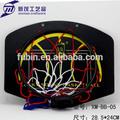 Plástico del aro de baloncesto