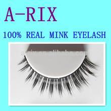 private label natural length 100% mink false eyelash