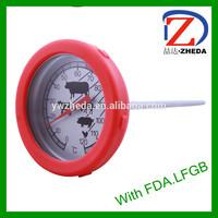BBQ bimetal cooking food temperature controller