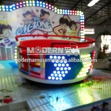 Attractions In China Mini Tagada Children Entertainment