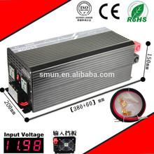 4000W DC48v-AC220v pure sine wave power solar inverters power supply