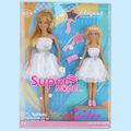 Diy Toy 2014 Hot venta de 11.5 pulgadas Diy juguete del Pvc del juguete Diy