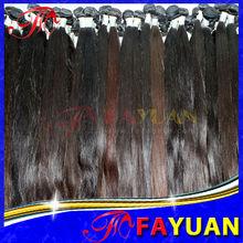Fayuan 2014 high quality 6A grade 100% pure virgin wholesale hair bulk