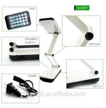 Foldable LED Table lamp/LED Table light /LED reading lamp/light