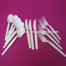 2014 new design plastic tableware disposable plastic tableware
