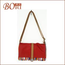 2014 latest custom made Chinese national minority style women shoulder bag