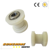 off road motorcycle accessories chain guide wheel tensioner pulley