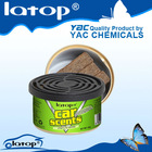 45g tin scent air freshener natural scent air for car made in china