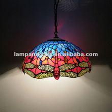 garden solar light&Ocean&anergy saving pendant tiffany lamp