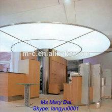 lackfoile pvc stretch false ceiling tile