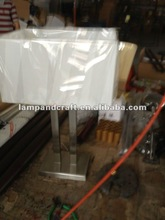 2012 Five Star Hotel 304 Stainless Steel Hotel Desk Lamp