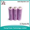 Factory directly selling 3.7V 2600mAh 18650 lithium ion batterysasmung 18650 2600mah