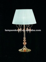 2012 Five Star Hotel chrome table lamp