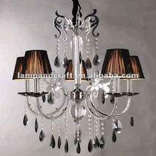 2012 Five Star Hotel crystal chandelier light