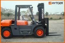 FD80 Isuzu Engine 8Ton Diesel Forklift Made in China/used diesel toyota forklift