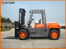 FD80 Isuzu Engine 8Ton Diesel Forklift Made in China/used nissan diesel forklifts