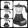 electric digital car coffee maker with timer