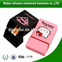 High quality Silicone Cigarette Case / Box