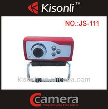 Computer Peripheral Plug And Play PC Camera USB 2.0 5.0 Mega Pixels Webcam/Web Cam