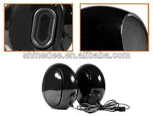 2.0 Portable Mini USB Speaker Connecting PC/DVD/Mp3/iPod,mini speaker jack 3.5(SP-321)