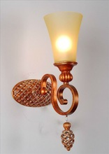 2012 Euro Style Traditional Polyresin Buffet Light