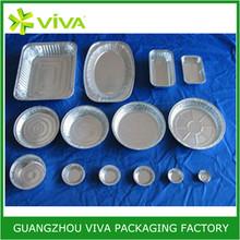 Custom printing aluminum food packaging design