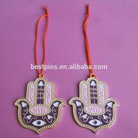 hamsa hand key chain, evil israel kabbalah keychains, jewish gift golden hamsa jewelry necklace