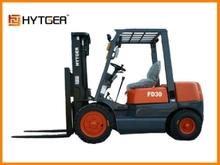 3t TCM Type mini diesel bale clamp forklift truck used 4x4 diesel mini truck