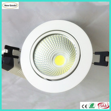 adjustable downlight 15W Natural White 50000Hours lifespan light ceiling with ce saa