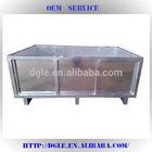 2-way steel transport box pallet