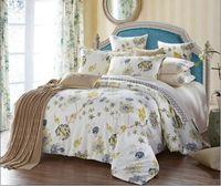 KOSMOS- 100%cotton nantong bed sheeting wholesale