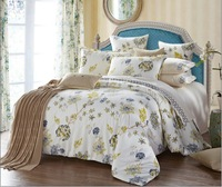 KOSMOS- 100%cotton victorian style bedding sets made in china