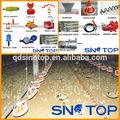 Automático de frango/frangos/criador/avesdecapoeira equipamentos agrícolas