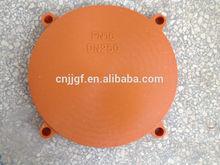 Plastic Flange/Valve Protection Caps PN16 DN250