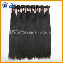 Unprocessed hair full cuticle xbl hair 32 inch brazilian human hair