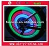Cheap Full Colour Shows Bike Accessory Wheel Light,CE Certification