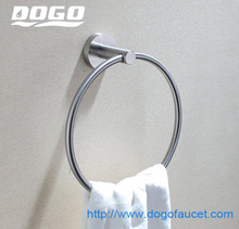 Turkish bathroom accessorie suction cup towel ring rack