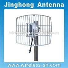 supply grid antenna JHG-2425-15 outdoor wifi antenna/grid antenna 15dBi