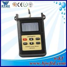 JW3226 Optical Power Meter supplier,1470~1610nm for CWDM system,handheld CWDM Power Meter
