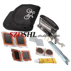 Multi-functional Bike Bicycle Tyre Repair Combination Hexagon Wrench Tool Kits