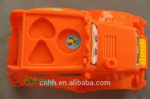 customer design plastic car toys mould