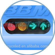 300mm high reflective led warning signal lights