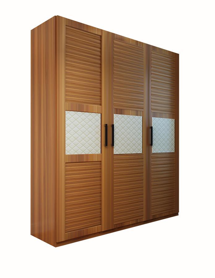 Wardrobe closet portable wood closets