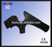 Custom rubber pipe end cap
