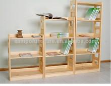 Barato supermercado prateleira de madeira SP-N02