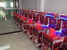 new arrival gift machine push to win coco coca drinking vending machine