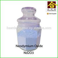 manufacturer supply high quality neodymium oxide Nd2O3