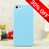 Hot selling pure color solid color tpu case for iphone 5