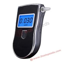 Portable Prefessional Digital Breath Alcohol Tester Breathalyzer Analyzer